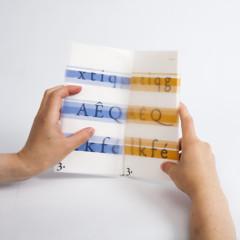 Typographical correspondence