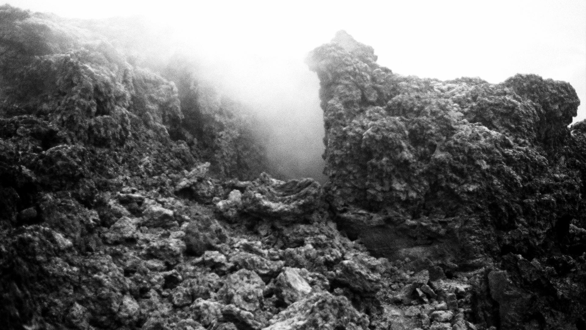 island's cave