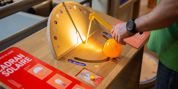 Become an apprentice clockmaker
